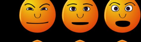 Codificación de emociones (canal facial)